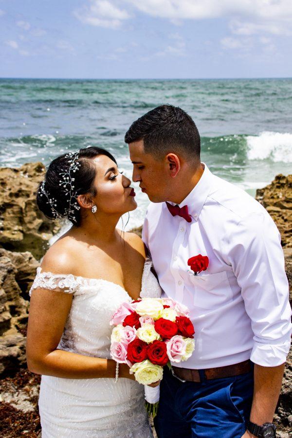 Ideal I Do's Florida Beach Weddings Ashley Paul