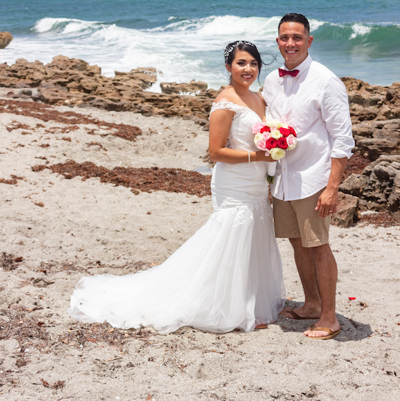 We are Your One Stop Beach Wedding Shop!